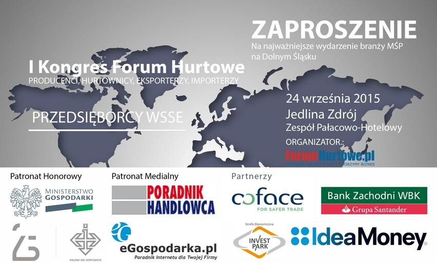 Forum Hurtowe - zaproszenie
