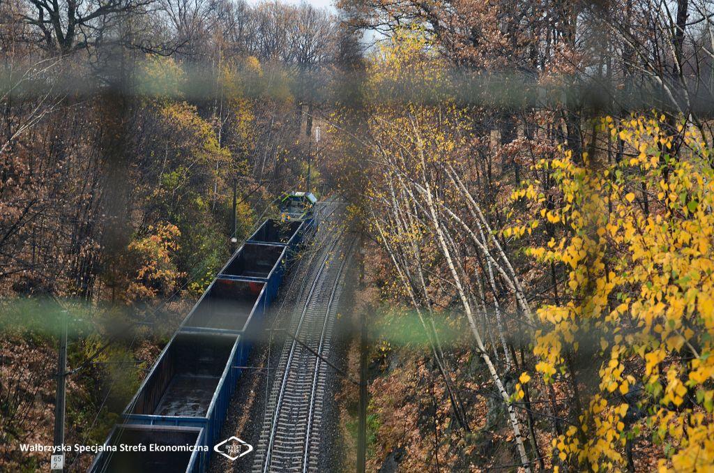 """""""Złoty Pociąg"""" ma się znajdować na 65 km trasy kolejowej Wrocław - Wałbrzych"""