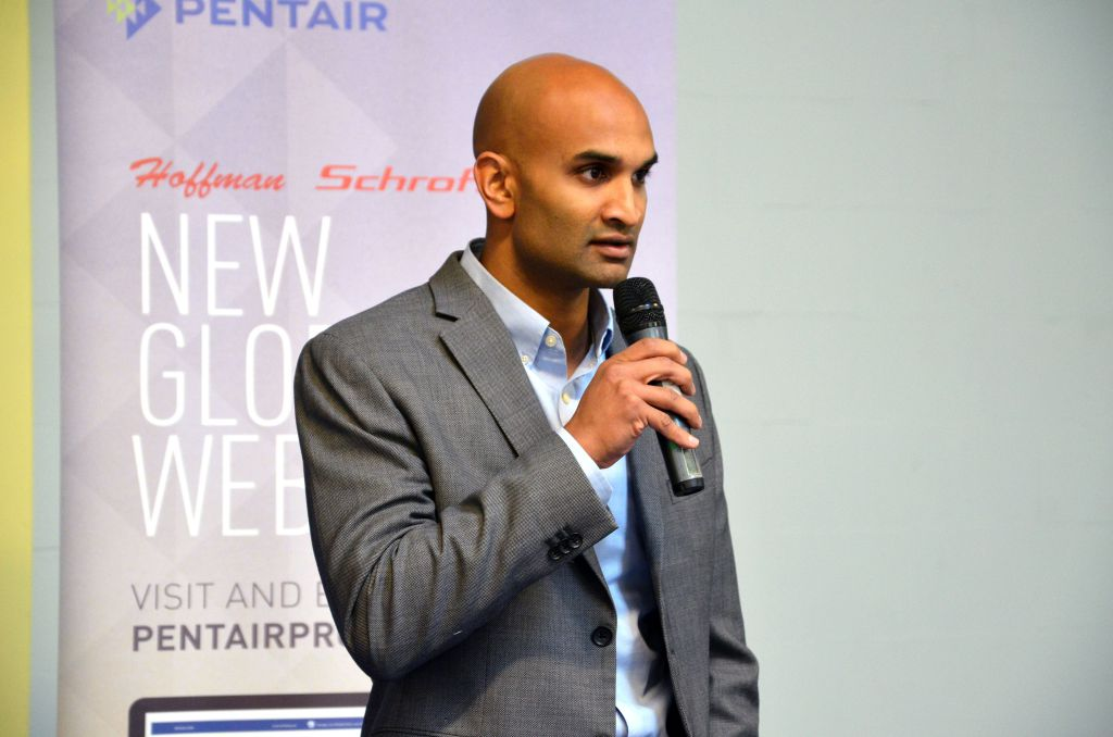 Pentair - Shankar Annamalai
