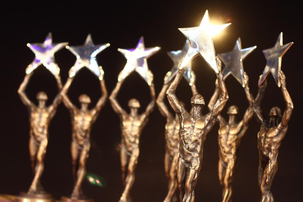 Statuetki Gwiazdy Biznesu