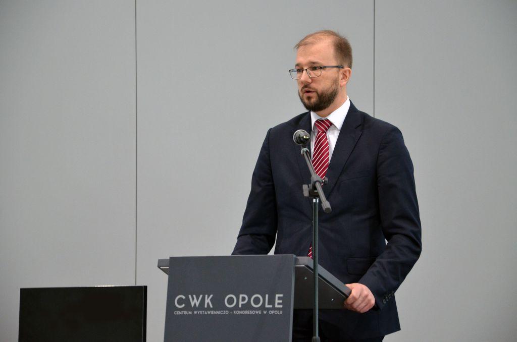 wiceminister Piotr Dardzinski