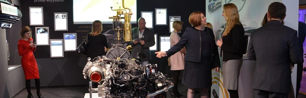 Mercedes - otwarcie wystawy (18)